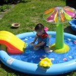 Summer is finally here – Wonderland Activity Paddling Pool Review