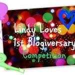 1st Blogiversary Competition with Getting Personal