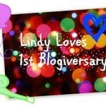 Happy 1st Blogiversary to Me!