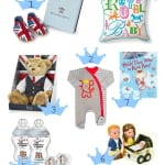 Royal Baby Gifts for a Prince or Princess