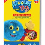 Competition – Win 1 of 3 copies of Woolly and Tig DVD's