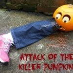 Attack Of The Killer Pumpkin – Pumpkin Carving Fun & Tips
