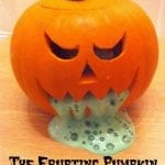 The Erupting Pumpkin Science Experiment