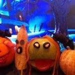 Halloween Spooky Fruit