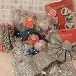 Decorating your home for Christmas with Home Bargains