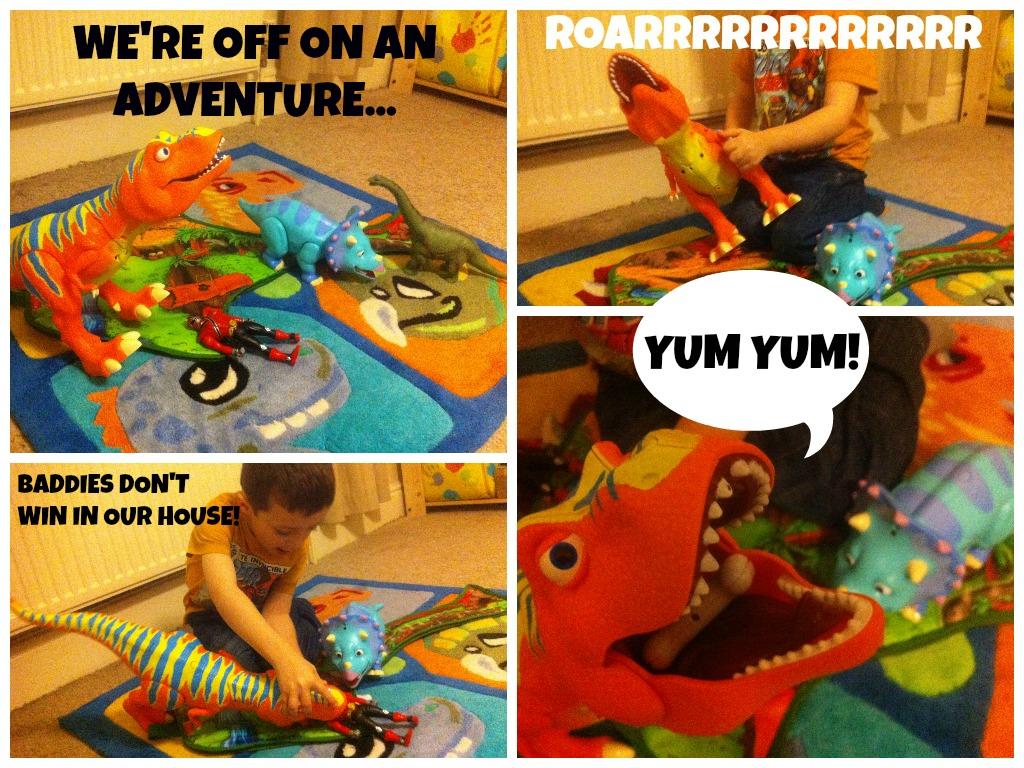 Dinoadventurecomic