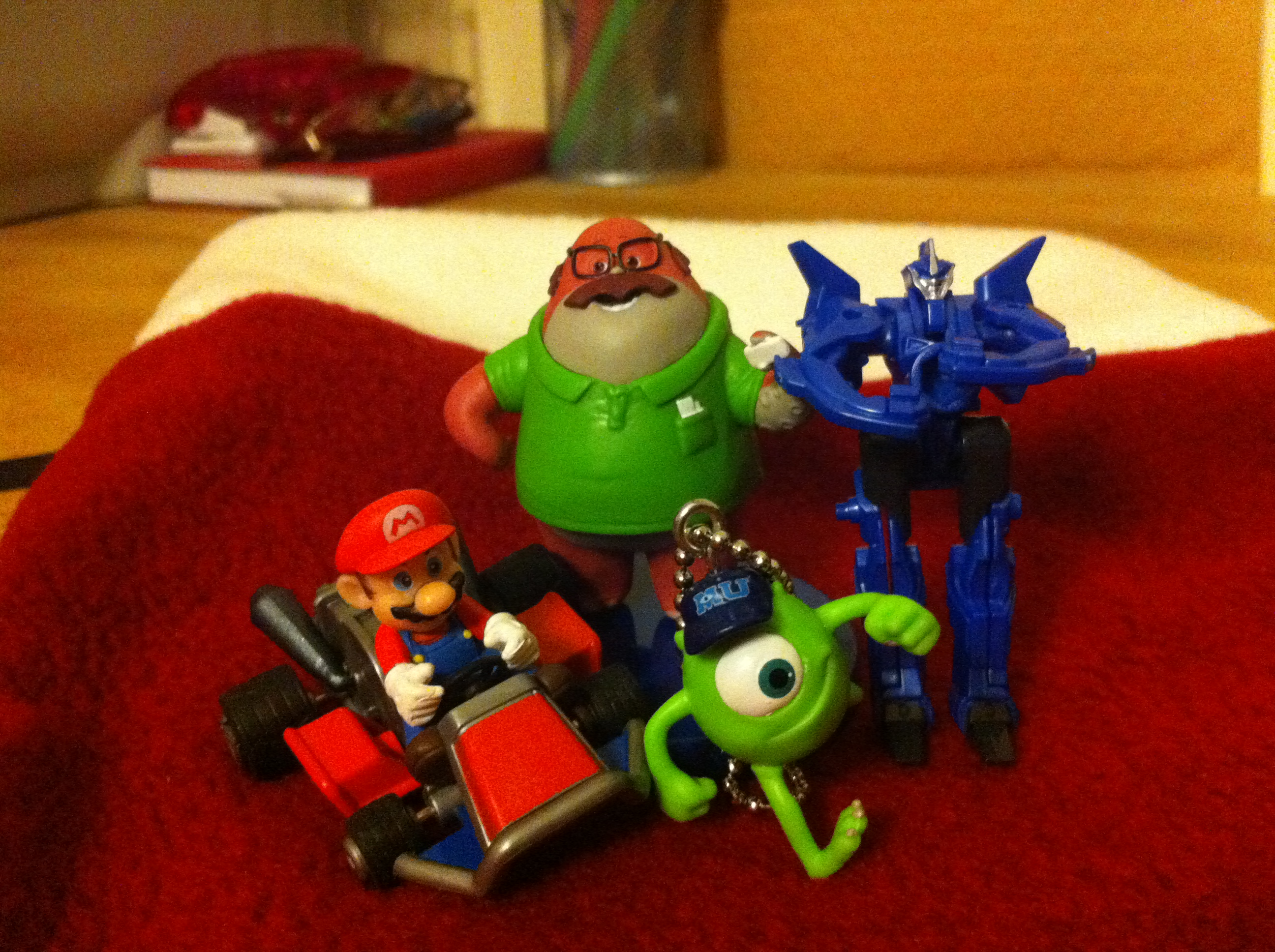 Gacha Stocking Filler Toys from TOMY Lindy Loves