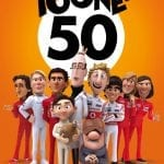 Tooned 50 DVD review