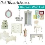 Out There Interiors – Bedroom Wish List