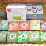 Tea Tasting with PG Tips New Fruit, Herbal and Green Tea Range