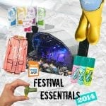 Festival Essentials 2014