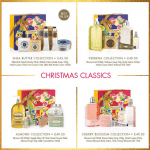 Dance into the holiday season with L'Occitane