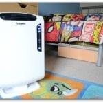 Review|Fellowes AeraMax DX55 Air Purifier