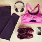 My Fitness Playlist and Workout Wishlist with New Look