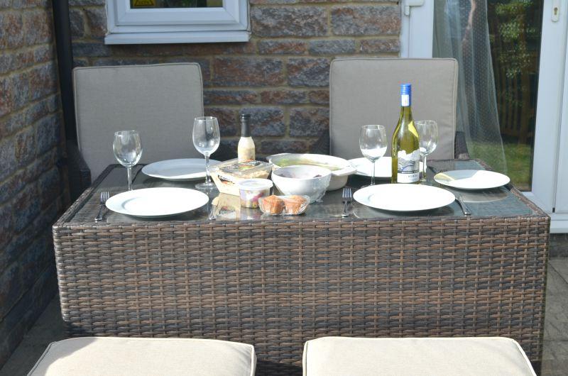 ASDA garden furniture review. CREATING A SUMMER READY GARDEN WITH  ASDAOUTDOORS   Lindy Loves