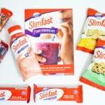 SLIMFAST 7 DAY STARTER KIT #SLIMFASTWORKSFORME