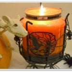 YANKEE CANDLE – HALLOWEEN CANDY CORN JAR
