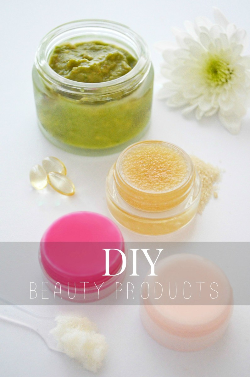DIY Beauty Products Lindy Loves