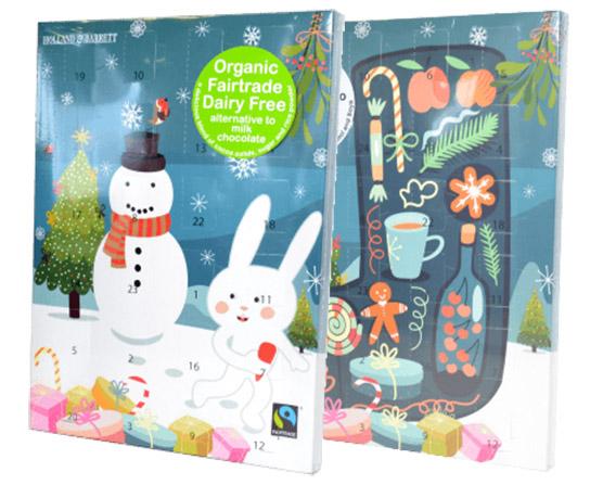Holland & Barrett Advent Calendars 2015