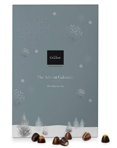 Hotel Chocolat Truffles For Two Christmas Advent Calendar