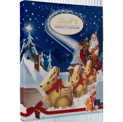 Christmas Advent Calendars 2015 For Chocoholics Lindy