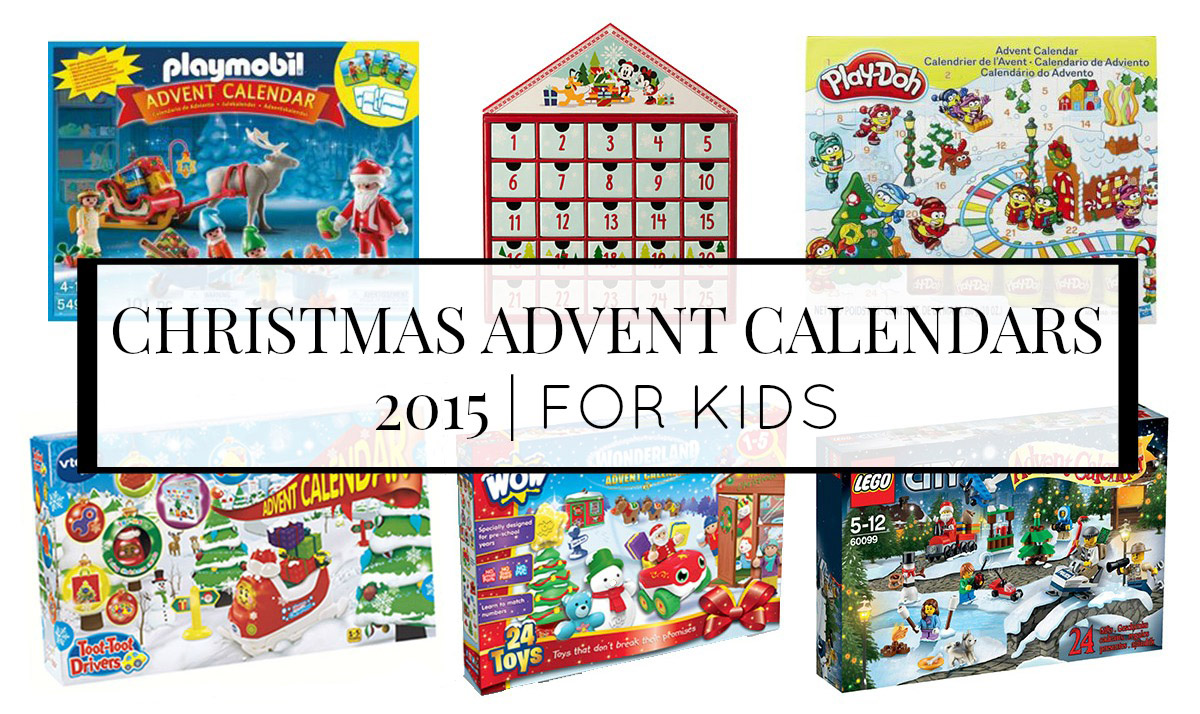 Christmas Calendar 2015 : Christmas advent calendars for kids lindy loves