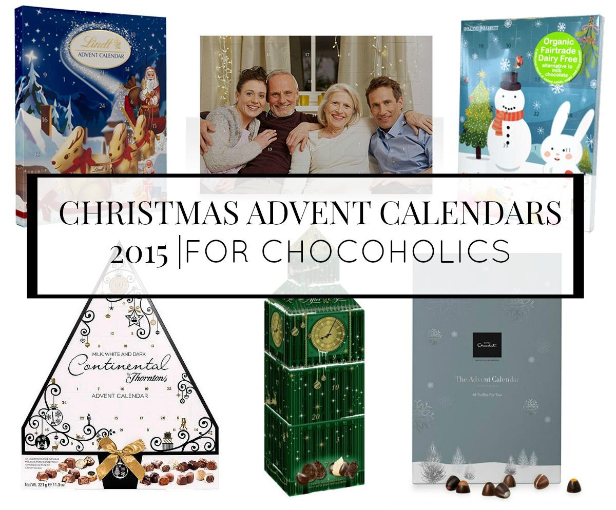 Top Chocolate Advent Calendars 2015