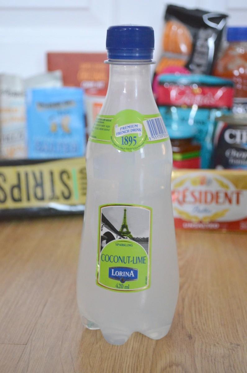 Coconut-lime juice