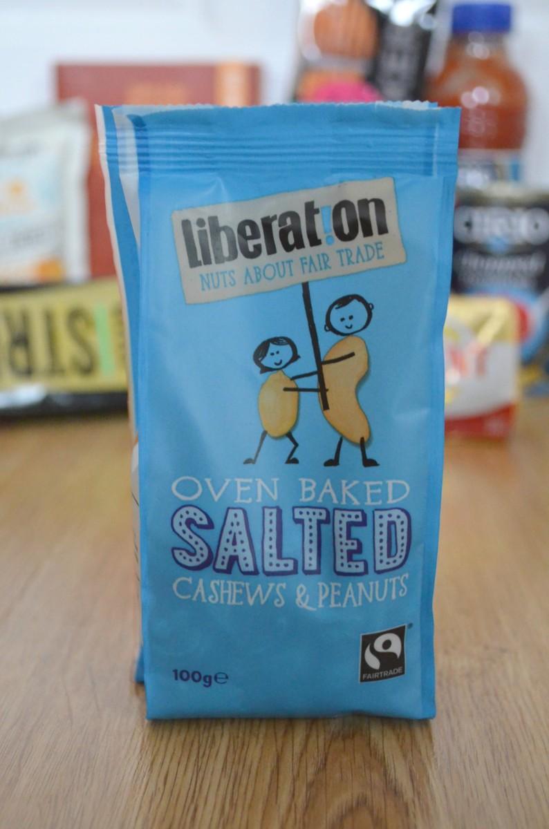 Liberation cashew and peanuts