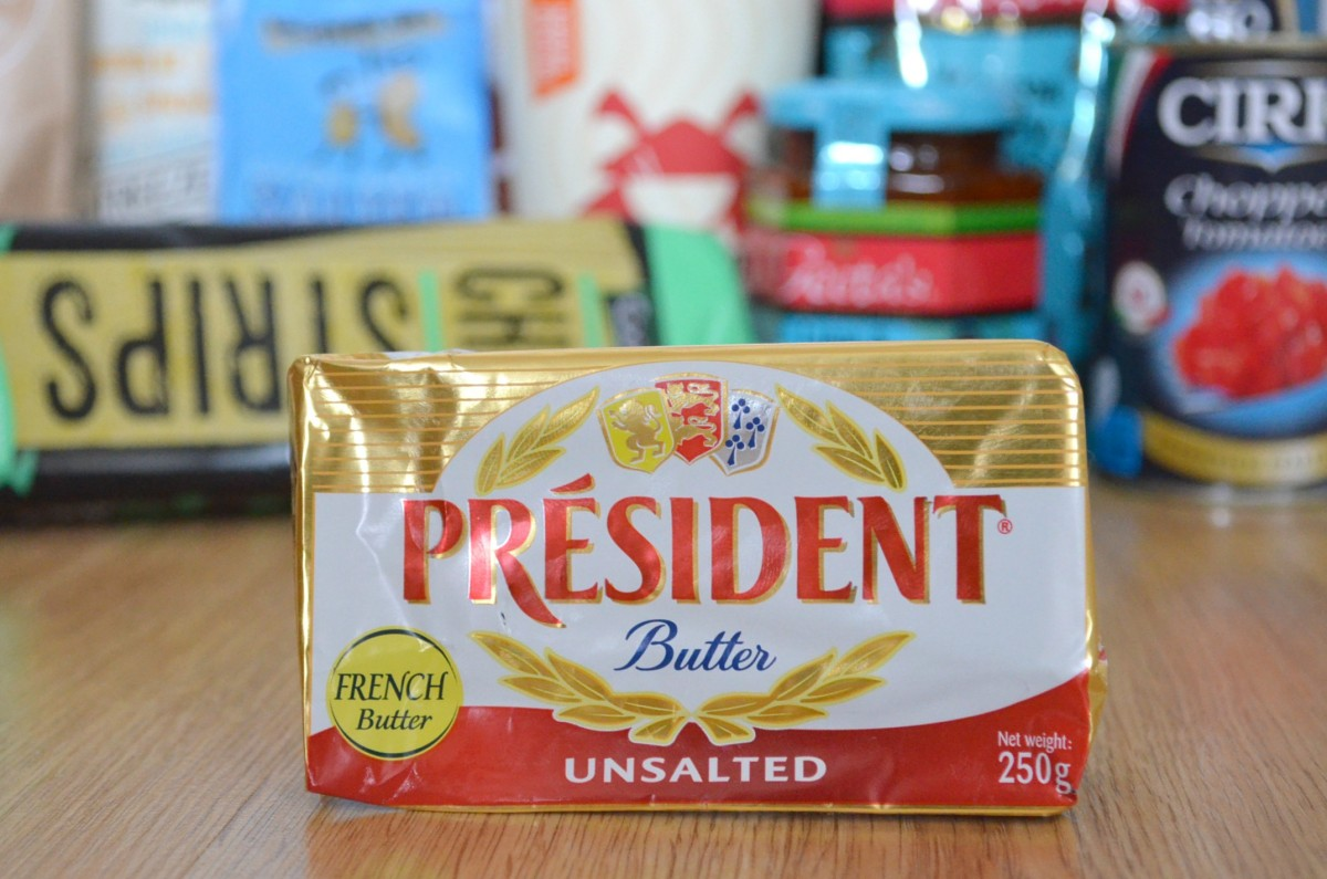 President butter