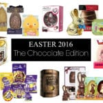 EASTER 2016 | The Chocolate Edition