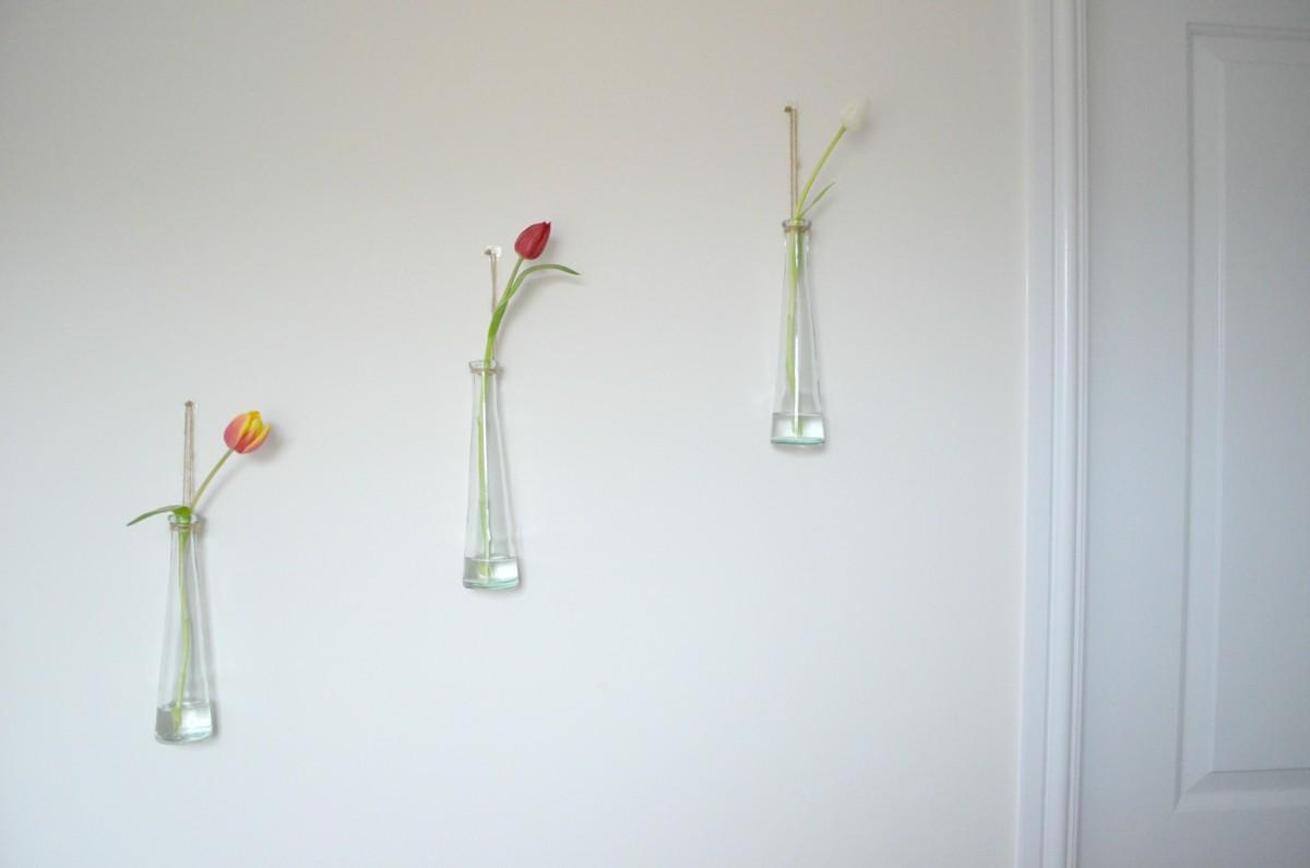 Hanging Flower Vase's