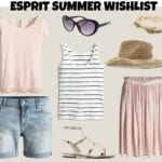ESPRIT SUMMER WISHLIST