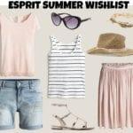 ESPRIT SUMMER WISHLIST