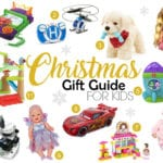 CHRISTMAS GIFT GUIDE FOR KIDS 2016