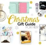 CHRISTMAS GIFT GUIDE – FOR HER 2016