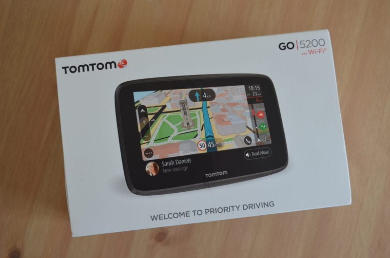 TomTom GO 5200 Review