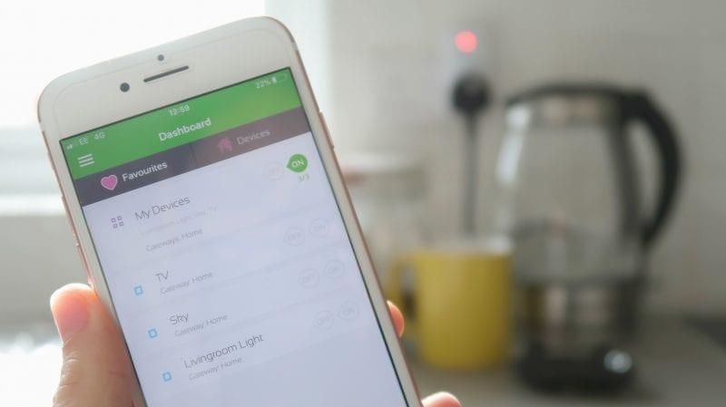 Energenie MiHome App