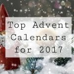 Top Advent Calendars for 2017