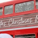 A Festive Visit to Santa's Christmas Bus
