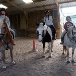 Finding time for my passion again and enjoying a horse riding hack on holiday